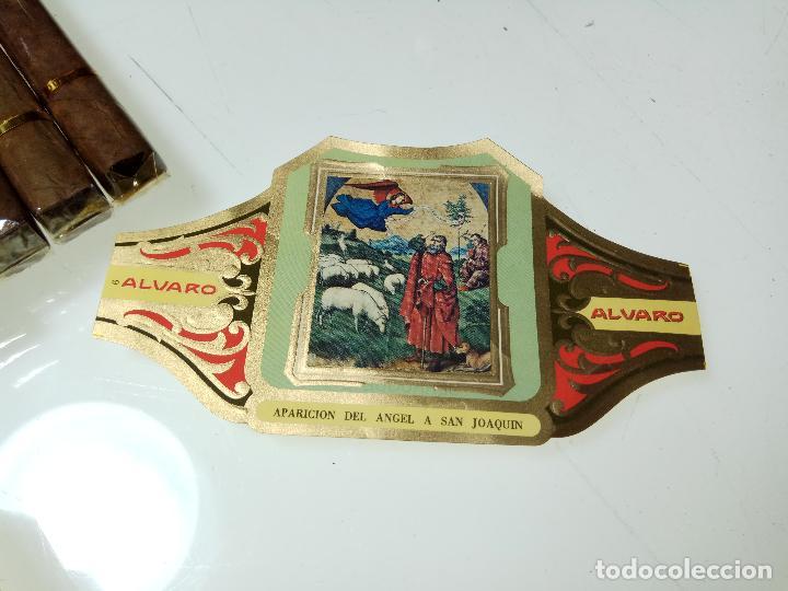 Cajas de Puros: GRAN LOTE COMPUESTO POR DOS CAJAS DE PUROS ALVARO CERRADOS, 25 SALUDOS + 25 DON ALVAROS Y MUCHO MAS - Foto 8 - 109895443