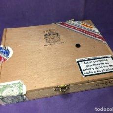 Cajas de Puros: CAJA DE PUROS HABANA CUBA PUNCH MANUEL LOPEZ. Lote 110768375