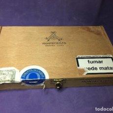 Cajas de Puros: CAJA DE PUROS FLOR DE TABACOS DE PARTAGAS. Lote 110768563