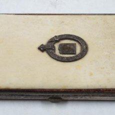 Cajas de Puros: PURERA ISABELINA, 1860. 14X7CM. Lote 114782707