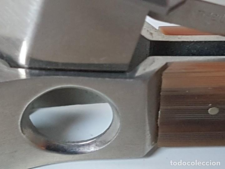 Cajas de Puros: PRECIOSO CORTA PUROS PFEILRINC SOLINCER 5650 - Foto 6 - 115169119