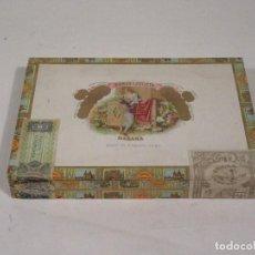 Cajas de Puros: CAJA DE PUROS ROMEO Y JULIETA. MADE IN HABANA, CUBA. VACÍA.. Lote 117391955