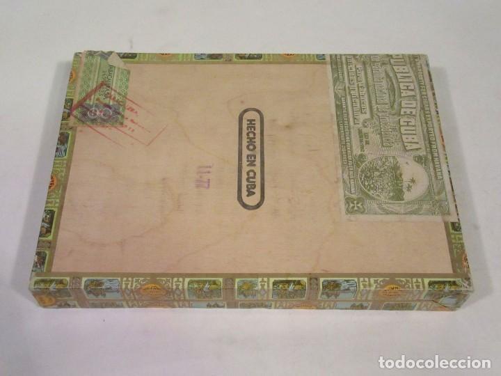 Cajas de Puros: Caja de Puros Romeo y Julieta. Made In Habana, Cuba. Vacía. - Foto 3 - 117392583