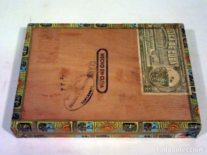 Cajas de Puros: Caja de Puros Romeo y Julieta. Made In Habana, Cuba. Vacía. - Foto 2 - 117392891