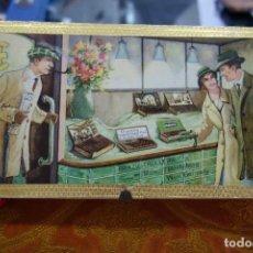 Cajas de Puros: CAJA DE PUROS FLOR DE HONDURAS. Lote 118841675