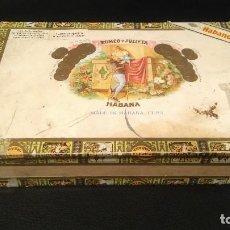 Cajas de Puros: ROMEO Y JULIETA. Lote 120567783
