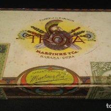 Cajas de Puros: TROYA. Lote 120568075