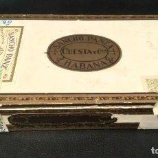 Cajas de Puros: SANCHO PANZA. Lote 120568651