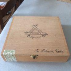 Cajas de Puros: PUROS MONTECRISTO ESPECIAL. Lote 124416350