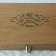 Cajas de Puros: CAJA PUROS LA FAMA. Lote 128081264