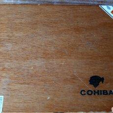 Cajas de Puros: CAJA VACIA COHIBA. Lote 129407868