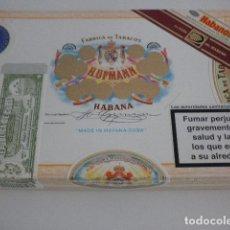 Cajas de Puros: CAJA DE PUROS VACÍA - HUPMANN - ROYAL ROBUSTO 10 - HABANOS. Lote 130621534