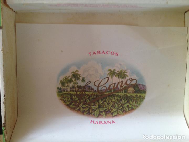 Cajas de Puros: LA FLOR DE CANO HABANA - Foto 4 - 130908144