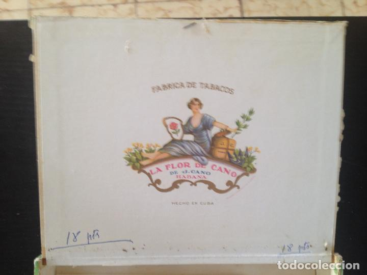 Cajas de Puros: LA FLOR DE CANO HABANA - Foto 5 - 130908144