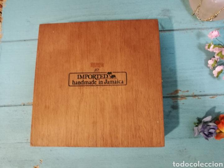 Cajas de Puros: Antigua Caja de puros Macanudo (Montega & Cia) Jamaica - Foto 12 - 131086371