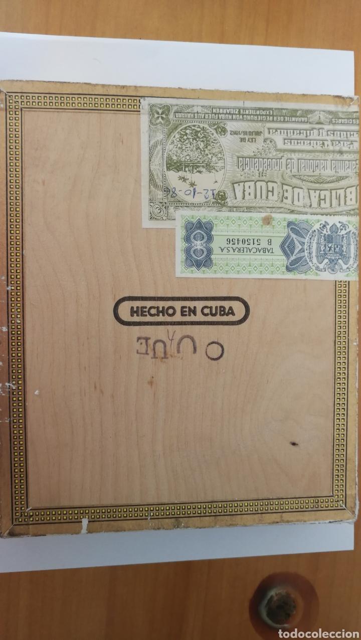 Cajas de Puros: Caja de puros Montecristo - Foto 2 - 132014735