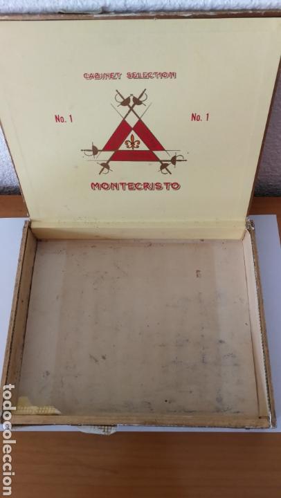 Cajas de Puros: Caja de puros Montecristo - Foto 4 - 132014735