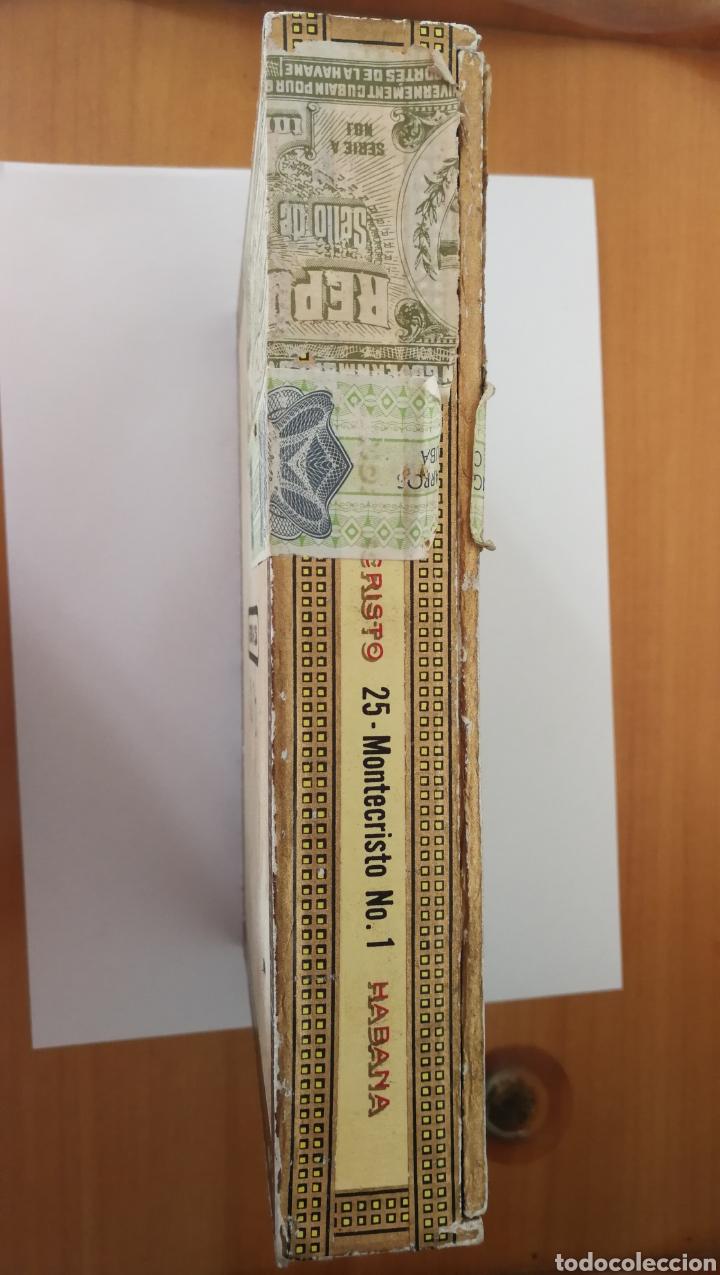 Cajas de Puros: Caja de puros Montecristo - Foto 6 - 132014735
