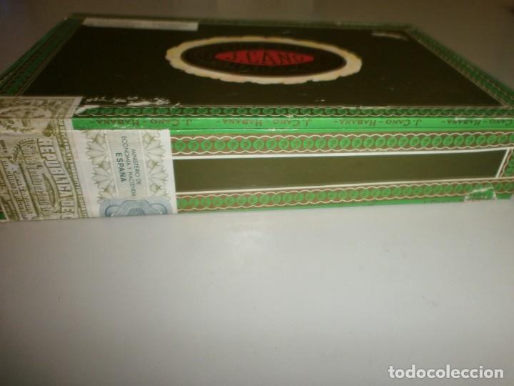 Cajas de Puros: antigua caja de puros habanos la flor del cano 25 petit coronas caja vacia - Foto 2 - 132906362