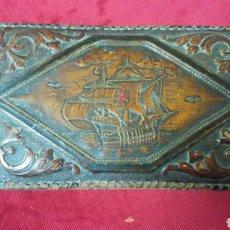 Cajas de Puros: BONITA CAJA DE PUROS. Lote 133638193