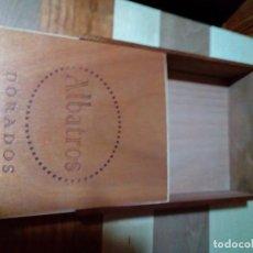 Cajas de Puros: CAJA DE PUROS DE MADERA. Lote 135268142
