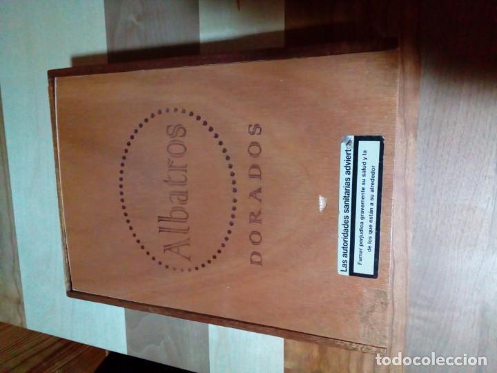 Cajas de Puros: CAJA DE PUROS DE MADERA - Foto 2 - 135268142