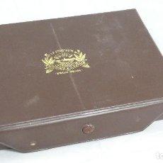 Cajas de Puros: CAJA DE PUROS LA ESMERALDA, TABACOS PUROS, 25 SUPERIORES.. Lote 135843054
