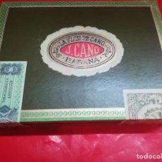 Cajas de Puros: CAJA DE PUROS LA FLOR DE CANO 25 SELECTOS,PRECINTADA.. Lote 137386762