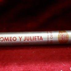 Cajas de Puros: PURO HAVANA HABANA ROMEO N°1. ROMEO Y JULIETA HAVANA, CUBA. RODRIGUEZ ARGUELLES.. Lote 137601885