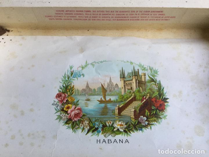 Cajas de Puros: Caja de Puros Romeo y Julieta Habana Cuba - Foto 4 - 138873966