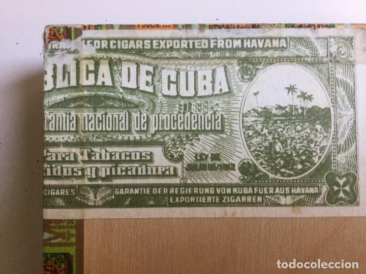 Cajas de Puros: Caja de Puros Romeo y Julieta Habana Cuba - Foto 5 - 138873966