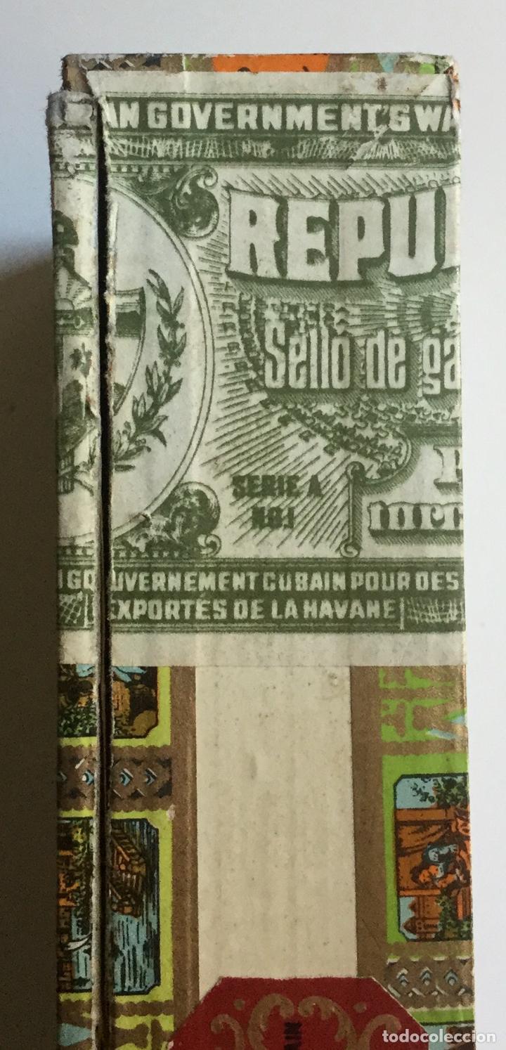 Cajas de Puros: Caja de Puros Romeo y Julieta Habana Cuba - Foto 6 - 138873966