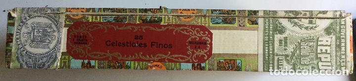 Cajas de Puros: Caja de Puros Romeo y Julieta Habana Cuba - Foto 7 - 138873966