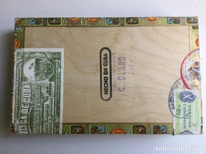 Cajas de Puros: Caja de Puros Romeo y Julieta Habana Cuba - Foto 8 - 138873966