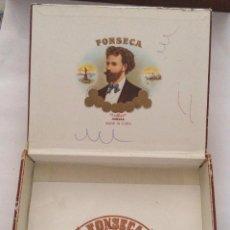 Cajas de Puros: CAJA DE PUROS FONSECA HABANA . Lote 138878282