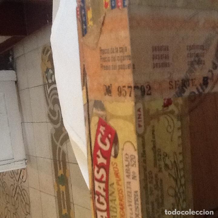 Cajas de Puros: Caja puros habanos vacía Partagas - Foto 3 - 139112746
