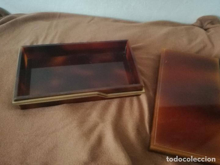 Cajas de Puros: CAJA CIGARRO PURO - PURO BREVAS DE ALVARO - Foto 3 - 139691466