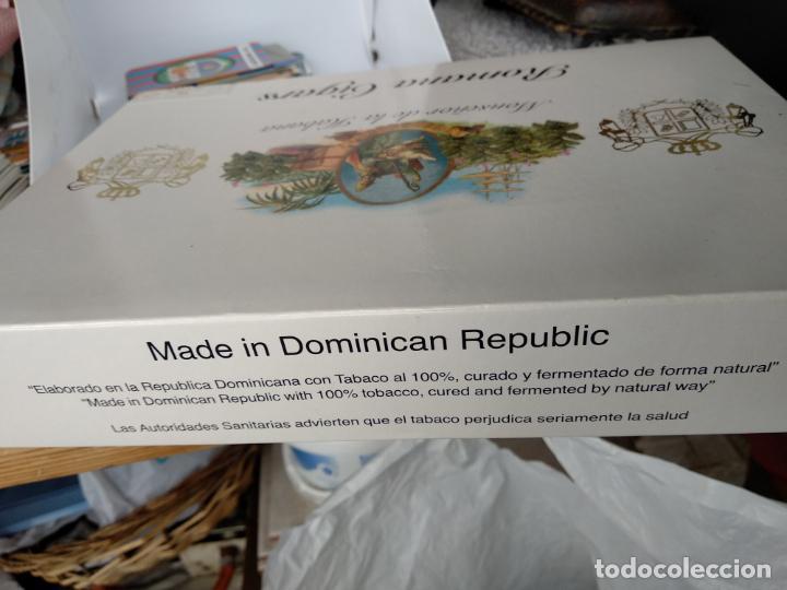 Cajas de Puros: Caja precintada monseñor de la Habana romano cigars 20 especiales c dominican republic - Foto 3 - 140485442