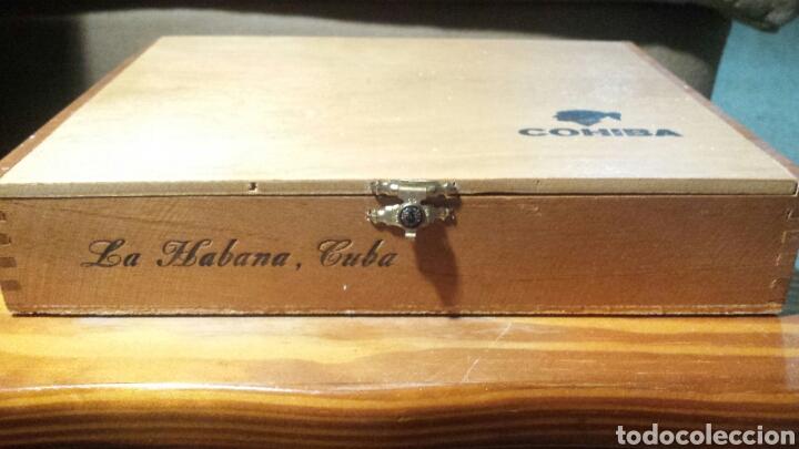 Cajas de Puros: Caja puros Cohiba - Foto 2 - 141111124