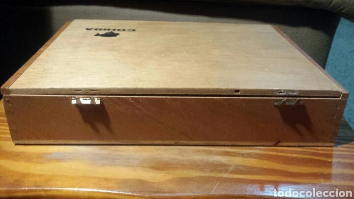Cajas de Puros: Caja puros Cohiba - Foto 6 - 141111124