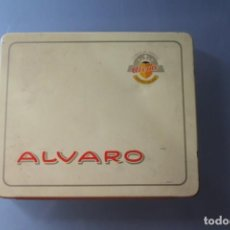 Cajas de Puros: PUROS ALVARO. Lote 141604766