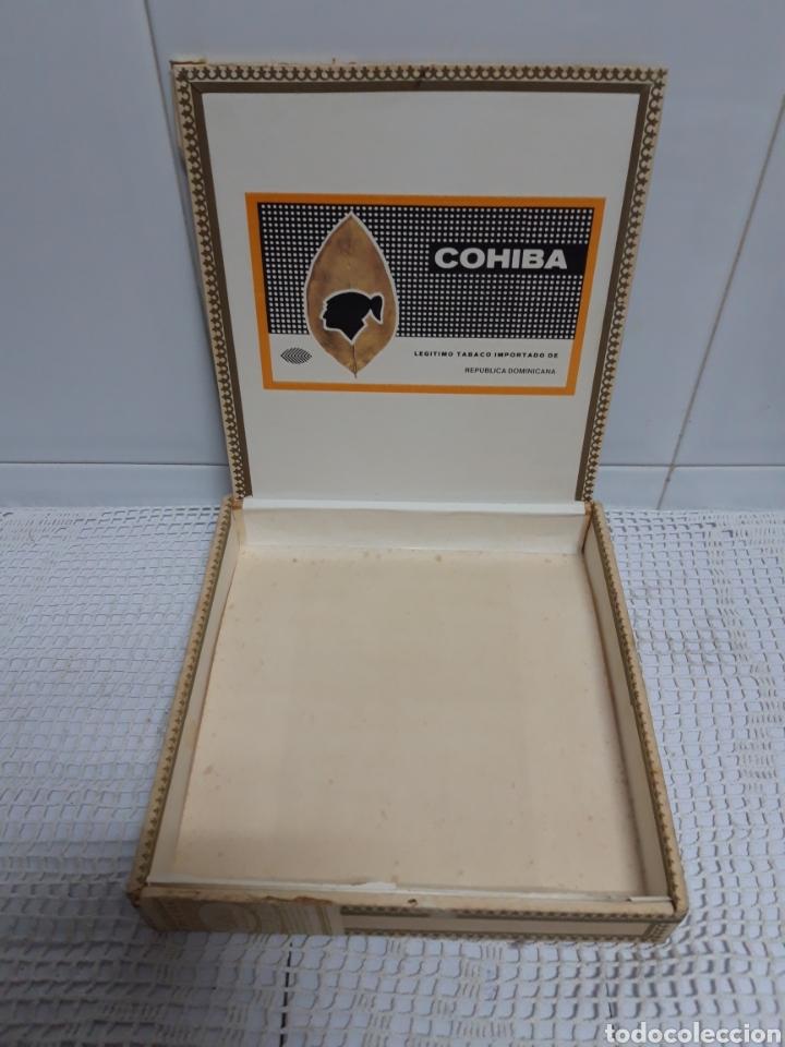 Cajas de Puros: Caja Cohiba Republica Dominicana - Foto 2 - 142084766