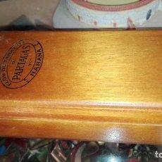 Cajas de Puros: CAJA PUROS VACIA PARTAGAS 8-9-8 HABANOS CUBA. Lote 142261550