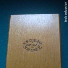 Cajas de Puros: CAJA DE PUROS. Lote 142304686
