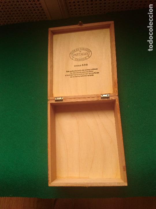 Cajas de Puros: CAJA DE PUROS - Foto 2 - 142304686