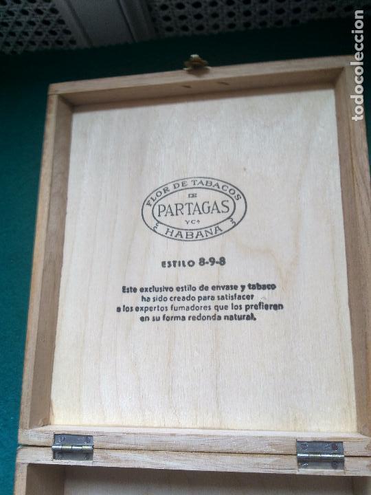 Cajas de Puros: CAJA DE PUROS - Foto 3 - 142304686