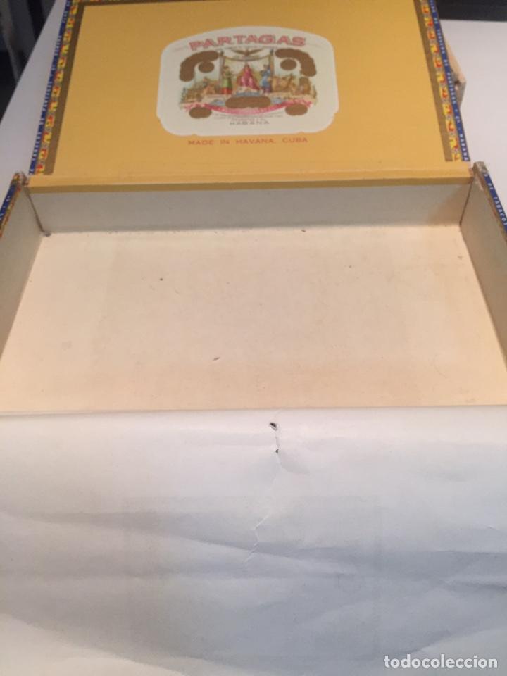Cajas de Puros: 2 cajas de puros partagas y h.upmann - Foto 6 - 142832245