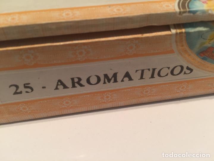 Cajas de Puros: 2 cajas de puros partagas y h.upmann - Foto 9 - 142832245