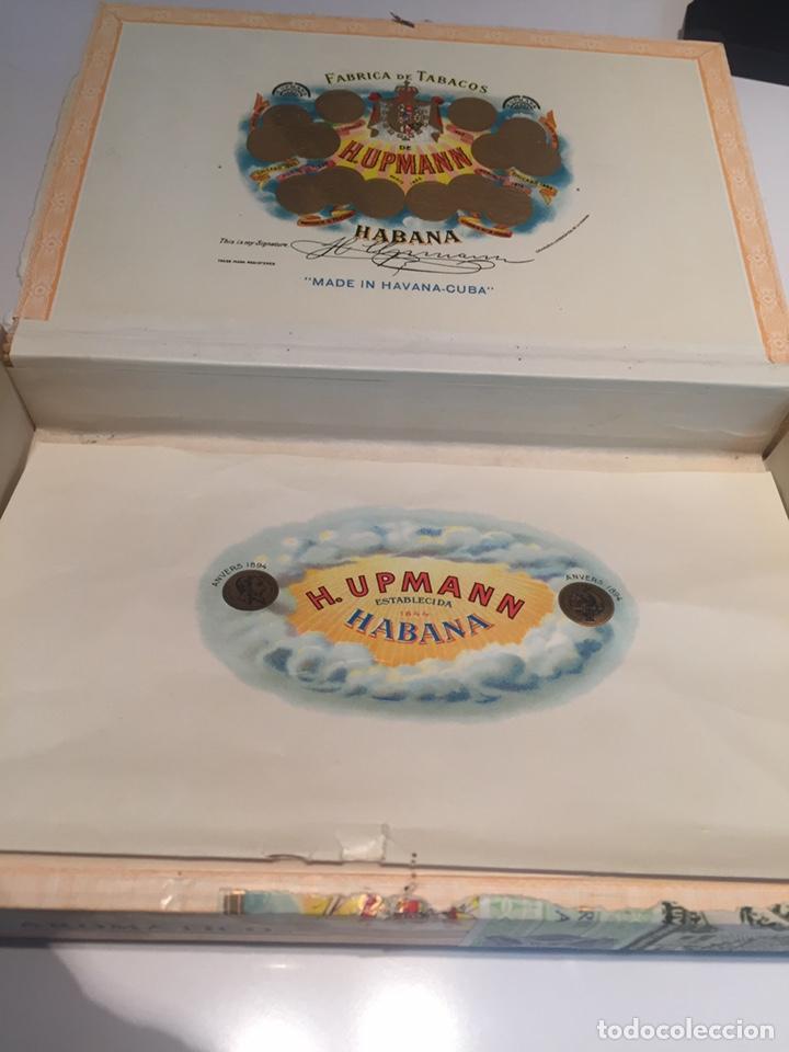 Cajas de Puros: 2 cajas de puros partagas y h.upmann - Foto 11 - 142832245