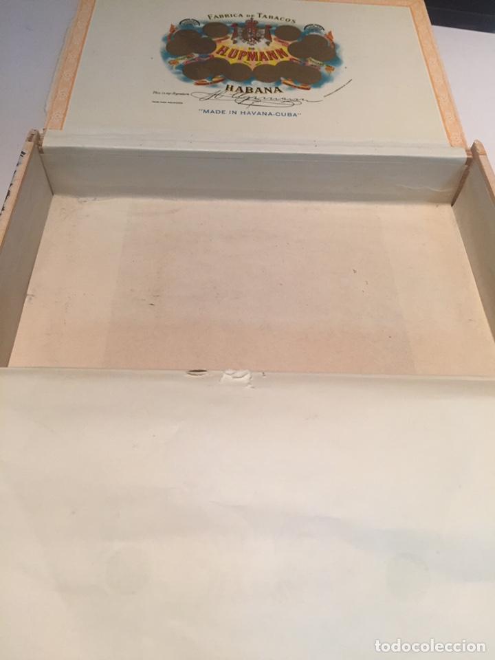 Cajas de Puros: 2 cajas de puros partagas y h.upmann - Foto 12 - 142832245